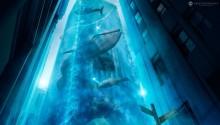 Download Aqua City PS Vita Wallpaper