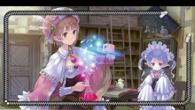 Download Atelier Rorona Lockscreen PS Vita Wallpaper