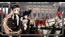 Download Gosick 1 PS Vita Wallpaper