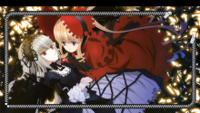 Download Rozen Maiden Overture Lockscreen 2 PS Vita Wallpaper