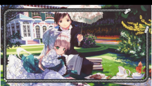 Download Gosick 2 PS Vita Wallpaper