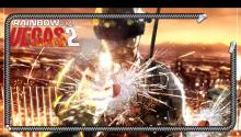 Download Rainbow 6 Vegas 2 Lock PS Vita Wallpaper
