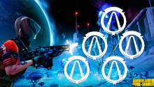 Download Borderlands The Pre-Sequel PS Vita Wallpaper