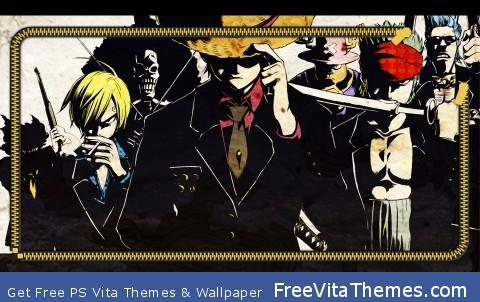 One Piece Mafia PS Vita Wallpaper