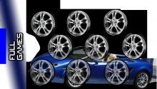 Download Cholo Lamborghini PS Vita Wallpaper