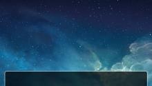Download IOS 7 backgrounds 0.1 PS Vita Wallpaper