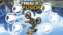 Download Trials Fusion PS Vita Wallpaper
