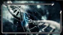 Download DNA Modernized LockScreen PS Vita Wallpaper