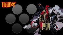 Download Hellboy PS Vita Wallpaper