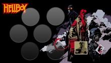 Download Hellboy PS Vita Wallpaper