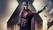 Download Michael Fassbender – X-Men – Days Of Future Past PS Vita Wallpaper