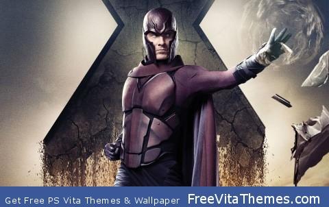 Michael Fassbender – X-Men – Days Of Future Past PS Vita Wallpaper