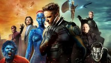 Download X-Men Days Of Future Past Poster PS Vita Wallpaper