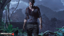 Download Uncharted 4 A Thief's End Lockscreen PS Vita Wallpaper