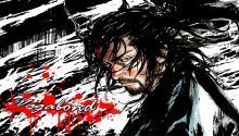 Download Vagabond PS Vita Wallpaper