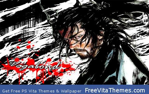 Vagabond PS Vita Wallpaper