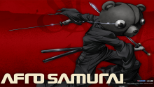 Download Afro Samurai PS Vita Wallpaper