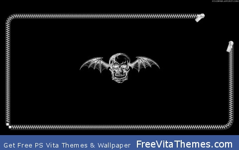 avenged sevenfold PS Vita Wallpaper