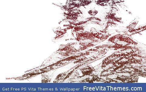 Blade Of The Immortal PS Vita Wallpaper