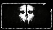 Download COD Ghost lockscreen PS Vita Wallpaper