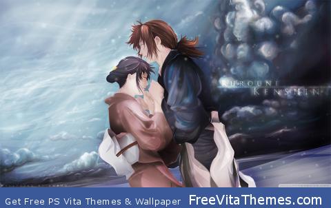 Rurouni Kenshin PS Vita Wallpaper