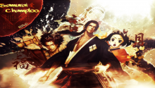 Download Samurai Champloo PS Vita Wallpaper