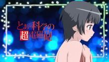 Download To Aru Kagaku no Railgun PS Vita Wallpaper