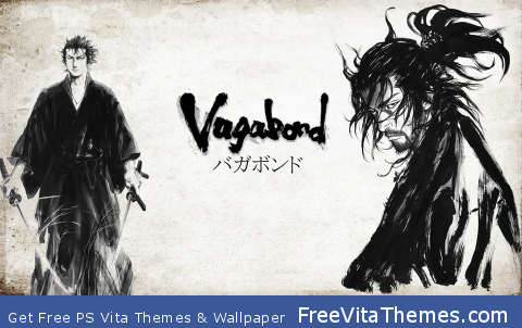 Vagabond PS Vita Wallpaper