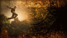 Download Uncharted_The Golden Abyss PS Vita Wallpaper