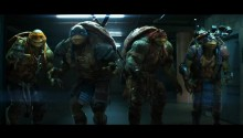 Download Teenage Mutant Ninja Turtles 2014 Movie PS Vita Wallpaper