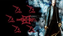 Download DMC3 Vergil The Dark Slayer PS Vita Wallpaper