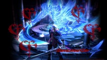 Download DMC4 Nero PS Vita Wallpaper