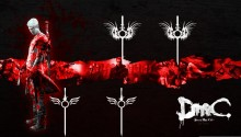 Download DmC Devil May Cry PS Vita Wallpaper