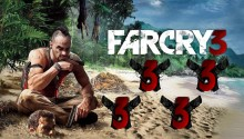 Download Far Cry 3 PS Vita Wallpaper