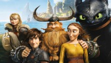 Download How to train your dragon 2 banner PS Vita Wallpaper