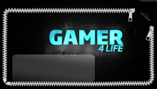 Download Gamer 4 life PS Vita Wallpaper