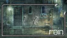 Download Rain Lockscreen PS Vita Wallpaper