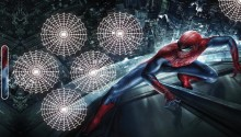 Download TheAmazingSpiderManButtonsWallpaper PS Vita Wallpaper