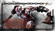 Download God of War Lockscreen PS Vita Wallpaper
