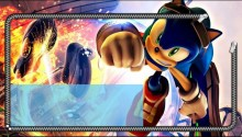 Download Sonic PS Vita Wallpaper