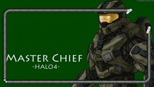 Download master chief PS Vita Wallpaper