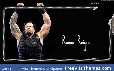 Roman Reigns PS Vita Wallpaper