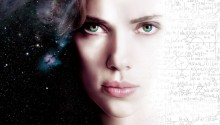 Download Scarlett Johansson As Lucy PS Vita Wallpaper
