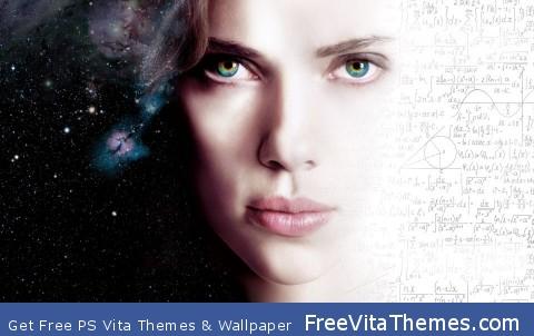 Scarlett Johansson As Lucy PS Vita Wallpaper