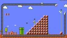 Download Mario NES!!! PS Vita Wallpaper