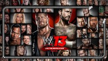 Download wwe 13 PS Vita Wallpaper