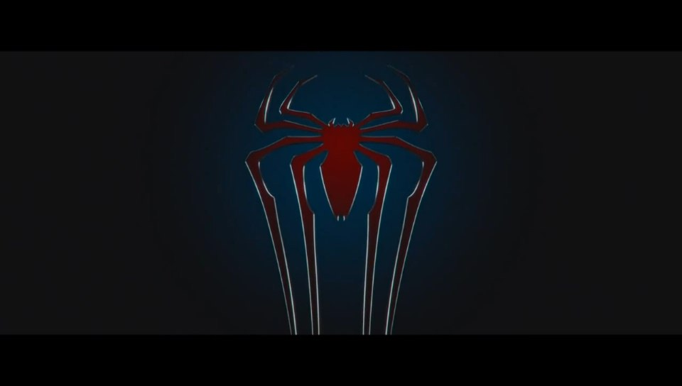 The amazing spider man logo - photo#9