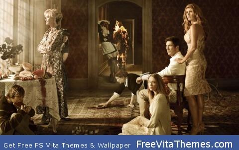 American Horror Story PS Vita Wallpaper