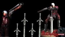 Download DMC1 The Dark Knight Dante PS Vita Wallpaper