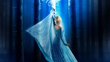 Download Elsa From Once Upon A Time Season 4 PS Vita Wallpaper